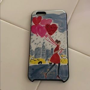 Kate Spade IPhone 6s phone case